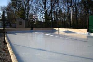 winterize sport court