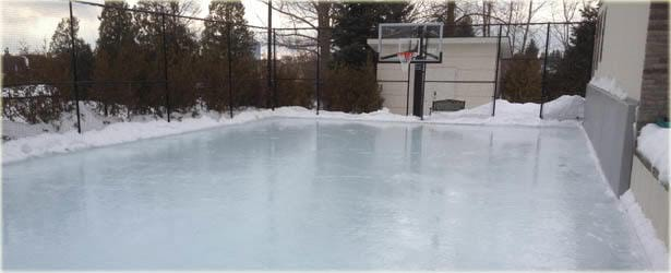 A Quick And Easy Guide To A Backyard Ice Rink