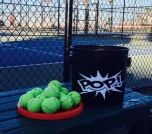 pop tennis rules