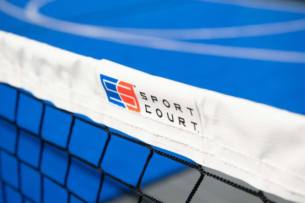 sport court game court brand history cost