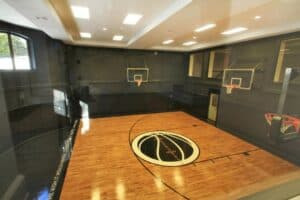 Indoor Basketball Court Sportprosusa