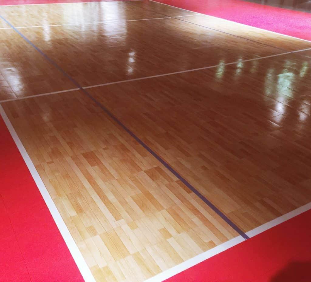 Invictus Games Sport Court Volleyball SportProsUSA George Bush