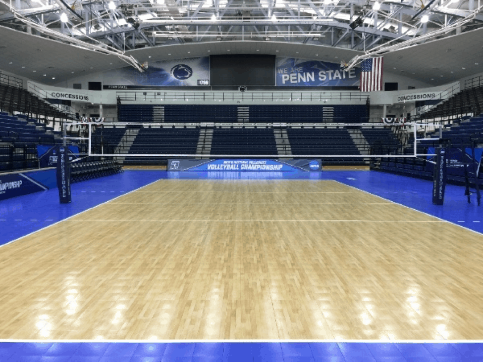 ncaa men's volleyball championships division 1 volleyball d1 sport court
